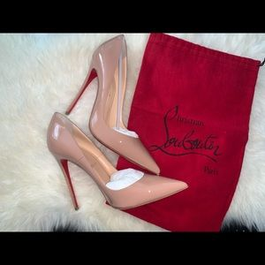 So Kate Louboutin size 40